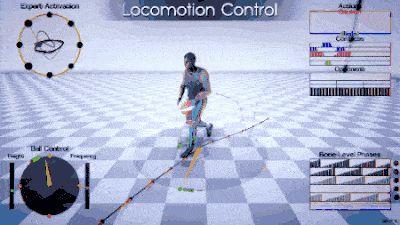 Local Motion Phases for Learning Multi-Contact Character Movements - バスケットボール等の複雑な動きもOK!ディープラーニングを活用したモーション合成フレームワーク!SIGGRAPH 2020