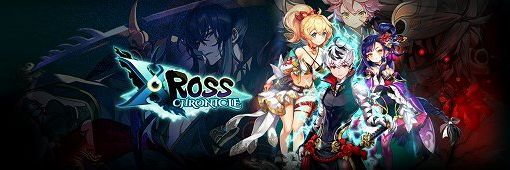 「クロスクロニクル」の登場キャラクターが公開。事前登録者数は3万人を突破