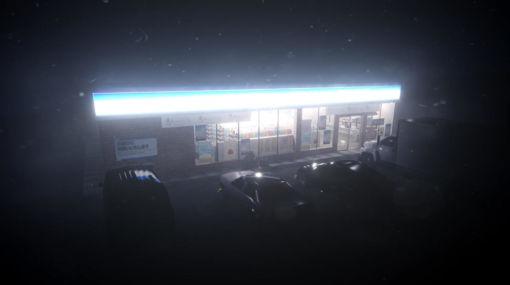 『夜勤事件』Steamにて2月18日発売へ。女子大生が夜のコンビニバイト中に怪異と出会うホラー作品