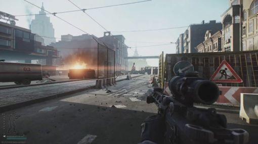 『Escape from Tarkov』新マップ「Streets of Tarkov」ティザー公開。 最大かつもっとも作りこまれたマップに