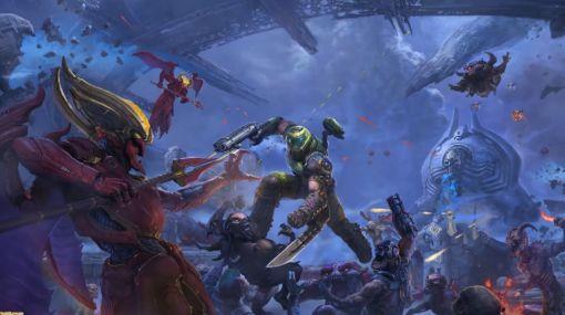『Ghostwire: Tokyo』のワンコ撫で要素、『Doom Eternal』DLC予告など、QuakeConで発表された新要素をまとめて紹介