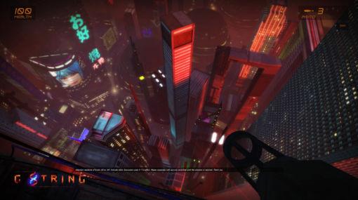 独自のサイバーパンクな世界描く『Half-Life 2』大型Mod『G String』がSteam配信決定