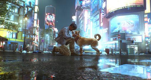 超常アクションADV『GhostWire: Tokyo』ではワンちゃんをナデナデ可能!