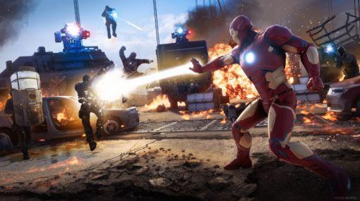 これがアベンジャーズだ! 「Marvel's Avengers(アベンジャーズ)」、ベータテスト先行レポートハルクが揺らし、アイアンマンが撃つ! アベンジャーズらしいゲーム要素を体験