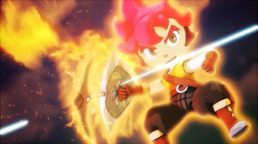 ヒラメキを力に変えるRPG! PS4/Switch「リトルタウンヒーロー」本日発売難易度「ひかえめ」が追加に
