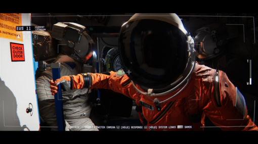 BAFTA賞を受賞したハードSFスリラーADV『Observation』Steamで5月22日に発売。AIの視点から語られる宇宙ステーションの怪異