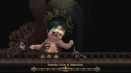 美しくも冒とく的な2Dアートのアクションゲーム『Blasphemous』に強くてニューゲームや新ストーリーなどを追加する大型無料DLC「Stir of Dawn」が8月4日リリース