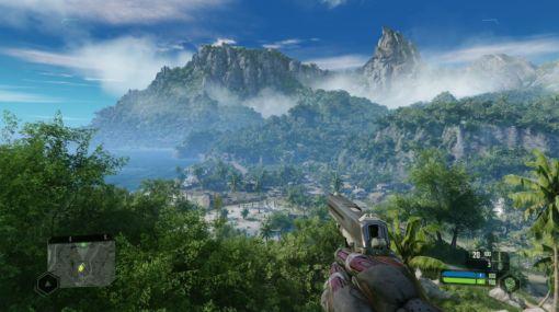 """PC版『Crysis Remastered』には""""あのジョーク""""をもとにした「Can it Run Crysis?」モード搭載。ハードの能力を隅々まで使い切る"""