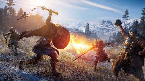 『アサシン クリード ヴァルハラ』海外発売日が11月10日に繰り上げ。Xbox Series X   S の発売日決定を受けて