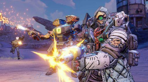 『ボーダーランズ 3』PS5/Xbox Series X|S版発表、無料アップグレード可。スキルツリーの拡張などをおこなう次期DLCの情報も公開