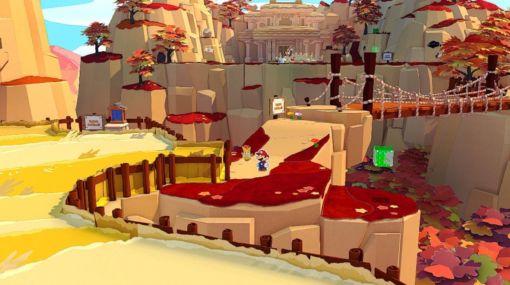 Nintendo Switch『MO:Astray』は宝石。『ペーパーマリオ オリガミキング』の観光地演出が楽しい。『FF14』でヌシ釣り生活。今週のゲーミング